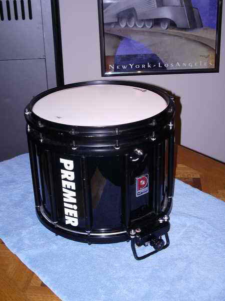 My drum is a Premier 200.
